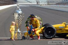 Little Ryden looking over the Borg-Warner. pic.twitter.com/y7M6UFOnwr