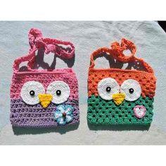 Comparación de precios de Carteras Tejidas Al Crochet Para Niñas Coquetas A Solo…
