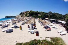 Beachclub Tropicana, Playa des Jondal - ibiza
