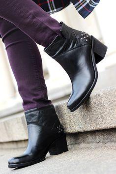 ankle boots - Gido http://obuvkigido.com/%D0%B4%D0%B0%D0%BC%D1%81%D0%BA%D0%B8-%D0%B1%D0%BE%D1%82%D0%B8/7004-black.html