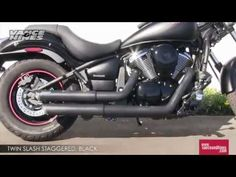 A new article about Exhaust has been posted at http://motorcycles.classiccruiser.com/exhaust/vance-hines-twin-slash-staggered-black-exhaust-system-at-motorcycle-superstore-com/