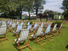 Gallery Page of Deck Chairs | Pictures of Seaside Deck Chairs