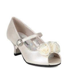 Little Angel Girls Amber-517E Fabric Chiffon Floral Decor Peep Toe Mary Jane Kitty Heel Pumps,Ivory,13 Little Angel http://www.amazon.com/dp/B00IOIF8AC/ref=cm_sw_r_pi_dp_4ZPUwb1DW0FPP