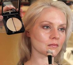 """""""How To"""" Beauty - Foundation: Eliminating Rosacea to create a Flawless Face Rosacea Makeup, Rosacea Causes, Rosacea Remedies, Acne Rosacea, Herbal Remedies, Skin Regimen, Skin Care, Makeup"""