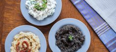 9 πανεύκολες συνταγές για πάστες και αλείμματα που σας  βγάζουν από τη δύσκολη θέση