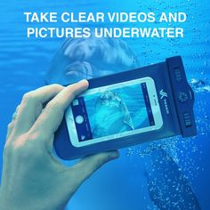 Amazon.com: ★ PREMIUM QUALITY ★ Universal Waterproof Case for iPhone 6S, 6, 6 Plus, 5, 5S, 4, Galaxy S6, S5, Note 4, LG G4, HTC etc.. by Voxkin® - Best Water Proof, Dustproof, Snowproof Pouch Bag for Every Cell Phone - Includes FREE Armband + Compass + Lanyard: Cell Phones & Accessories