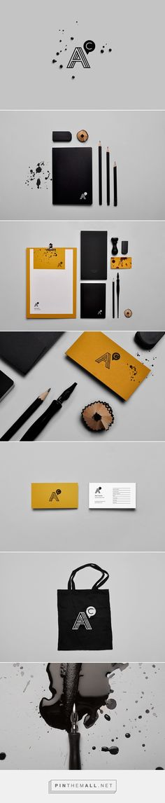 Abel Casado on Behance | Fivestar Branding – Design and Branding Agency & Inspiration Gallery