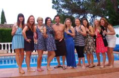 When it comes to Hen Parties, our Cheeky Butlers are the experts at getting your party started in style!