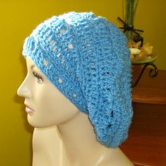 Crochet Rasta Hat ~ FREE Crochet Pattern