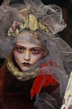 John Galliano Paris Fall 2007