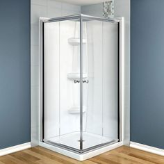 small corner shower kit. MAAX Centric 36 In  X 73 Corner Square Shower 32 Fiberglass Corner Shower Insert Google Search Basement