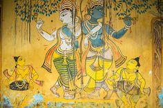Dandasahi Artist's Village, near Puri, Odisha