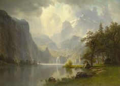 hudson valley paintings | The Sublime and the Beautiful: Painting the Hudson Valley - Web ...