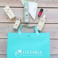 Who's picking up their favourite #LizEarle treats this weekend?