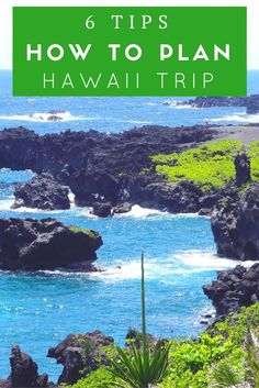 Best Family Beach Vacations : Planning a family trip to Hawaii? 6 tips for a successful Hawaiian vacation with kids. Need A Vacation, Hawaii Vacation, Oahu Hawaii, Beach Trip, Beach Vacations, Hawaii Trips, Blue Hawaii, Beach Travel, Vacation Ideas