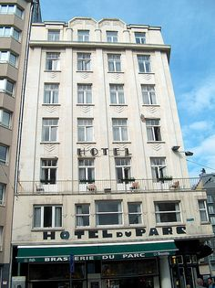 Hotel du Parc, Oostende by Erf-goed.be, via Flickr