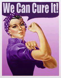 We CAN cure it! #RelayforLife #AmericanCancerSociety