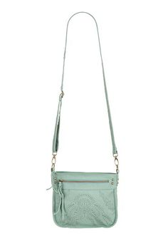 laser cut crossbody bag (original price, $29) available at #Maurices