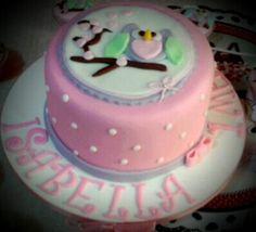 #cake #lovecake #Corujinhas ♡