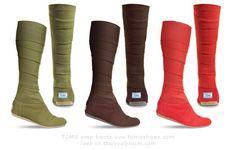 toms wrap vegan boots