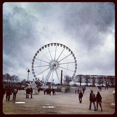 Xmass in Paris