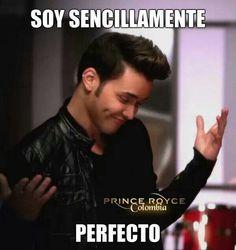 Te amo!!! So eres perfecto