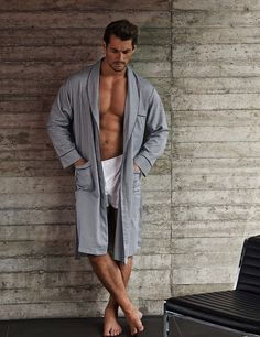 David Gandy for Marks & Spencer | Gandy For Autograph. Photographed by Mariano Vivanco. Hair by Larry King. September, 2014