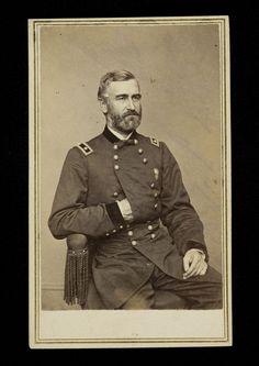 Gershom Mott 1822 1884 Blake Gifford Carte De Visite