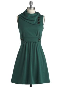 Coach Tour Dress in Jade    so I guess I just like this in every color...