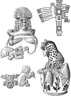 Welcome to Dover Publications Incan designs