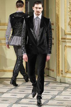 Alexis Mabille - Autumn/Winter 2012-13 Menswear - Paris (Vogue.co.uk)