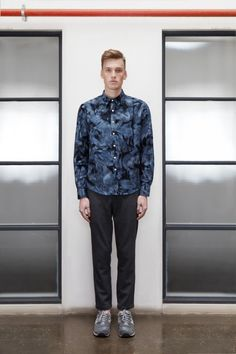 Autumn Winter 2014 - Collections Fall Winter, Autumn, Button Down Shirt, Normcore, Men Casual, Mens Tops, Shirts, Collections, Style