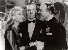 Holiday Inn (1942) ~ Marjorie Reynolds, Bing Crosby & Fred Astaire