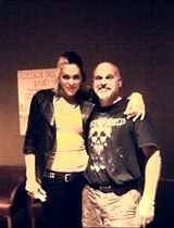 John Pushard's photo with Beth Hart Beth Hart, Friends, Amigos, Boyfriends