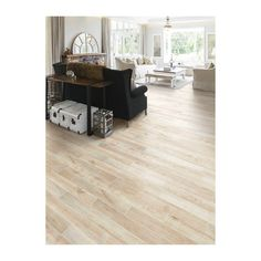 MARAZZI Montagna Capewood 6 in. x 36 in. Glazed Porcelain Floor and Wall Tile (14.50 sq. ft. / case)-MT39636HD1PR - The Home Depot