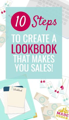How to create a lookbook for your handmade products and start distributing it so it makes you sales