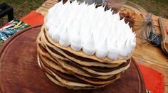 Rogel casero con 5 ingredientes Homemade Desserts, Dessert Recipes, 5 Ingredient Desserts, Thermomix Bread, Argentina Food, Oatmeal Bread, Pumpkin Spice, Sweet Tooth, Cooking Recipes