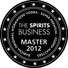 Babicka has won many awards - one of them, The Spirits Business Master 2012