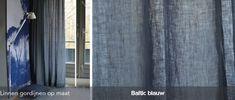 Gordijnen | vouwgordijnen op maat kopen. Inbetween tot verduisterende gordijnen | Linnen & Linnenlook gordijnen | Gratis stalen | Gratis verzending