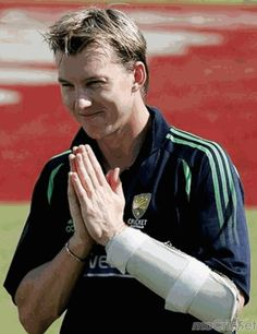 Brett Lee remains a grounded person who is generous with his time in and out of cricket. To explore more click http://mocricket.com/