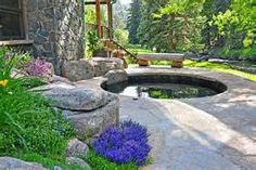 Lovely backyard SPA | hot tub ideas, jacuzzi, and spa