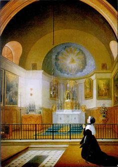Chapel of Our Lady of the Miraculous Medal, Paris, France