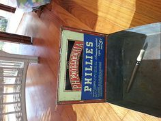 I found this box in Brooklyn Basement at my Grandfathers. Take a look at RFS13 eBay Auctions. Depression Era