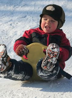 snow skiing for kids