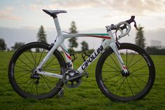 Cipollini Bond. Price: $18,000 (Well, the one Road Bike Action Magazine tested was that much).