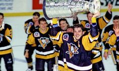 30 Years of 66 Gallery - - Pittsburgh Penguins - Photos Ice Hockey Players, Nhl Players, Mike Bossy, Mario Lemieux, Hockey World Cup, Pittsburgh Penguins Hockey, Pittsburgh Sports, Bobby Orr, Lets Go Pens