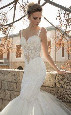 Vestido de novia - Galia Lahav 2017 - http://www.tublogdeboda.com/proveedores/vestidos-de-novia-de-galia-lahav/