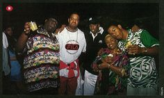 "The Source Magazine, Issue April Coast II Coast. ""A Family Thang: Biggie Smalls, Hot Ed Lover, Puff Daddy and his mom, and Craig Mack enjoy the Temperature at Hot Hot Night in. Source Magazine, Puff Daddy, Hot 97, African American Culture, Biggie Smalls, Eminem, Christmas Sweaters, Hip Hop, Coast"