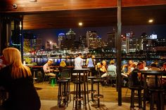 Stokehouse Q Is Set to Replace Its Bar with a New Riverside Offering Summer Nights, Brisbane, Cocktails, Deck, Australia, Restaurant, Bar, Dining, Gallery