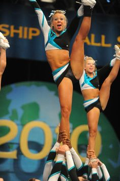 Brittany Cross, #cheer, competition, stunt, heel stretch, cheerleading, cheerleader, competitive, my main block would be balance!